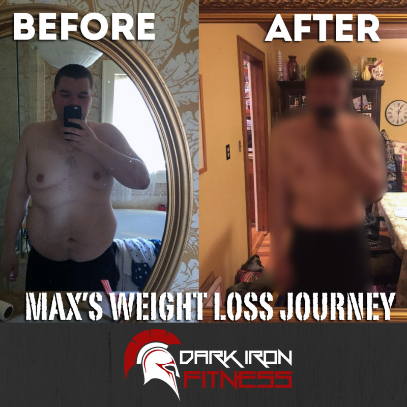Max's Weight Loss Journey